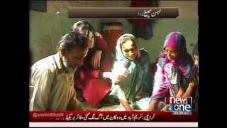 Garlic Peelers In Chanesar Goth, Karachi