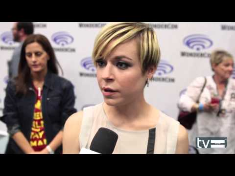Tina Majorino Interview - Legends (TNT)
