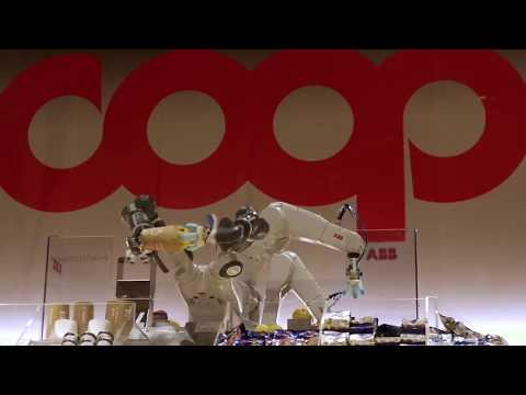 Supermarket of the Future - Coop and Accenture @EXPO2015 Milan (Italy)