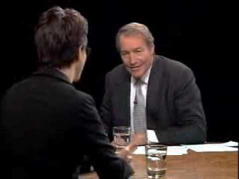 Rachel Maddow on The Charlie Rose Show 1/3
