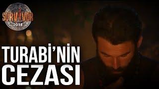 Acun Ilıcalı, Turabi'nin cezasını açıkladı! | 57. Bölüm | Survivor 2018