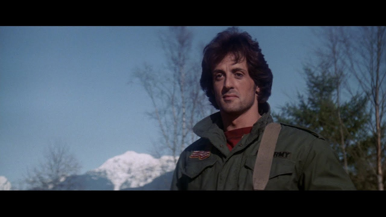 Image result for sylvester stallone first blood