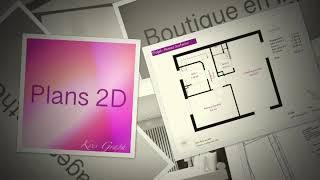 Kris Graph réalise vos plans et perspectives 3D
