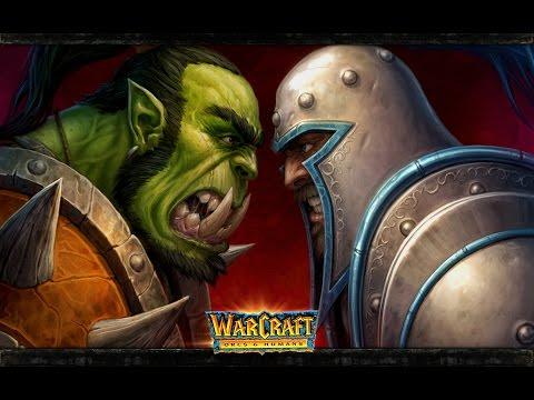 Прохождение Warcraft 3: The Frozen Throne Часть 1