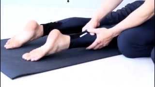 運用日常生活物品,做自我肌筋膜放鬆。