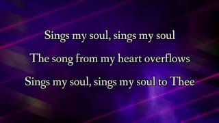 Sings My Soul (Heart Song) - Planetshakers Resource Disc 2016 (Studio Version) Lyric Video