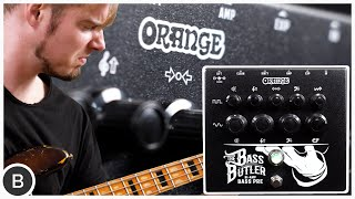 THE ORANGE BASS BUTLER (is too good to be true)