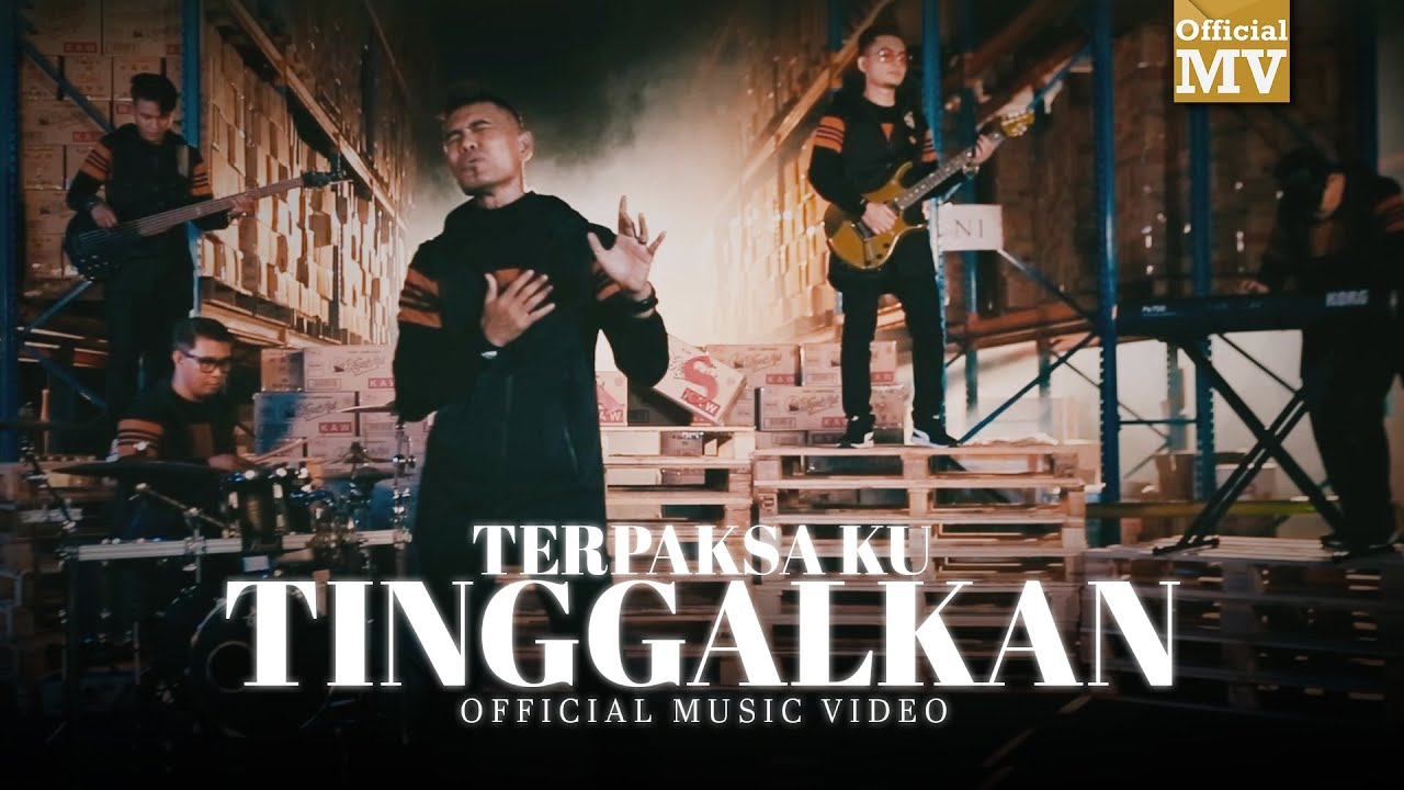 Download Ukays ft. Shark  - Terpaksa Ku Tinggalkan (Official Music Video)