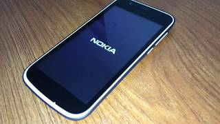 Nokia 1, Dual SIM, Dark Blue, Android GO - cheap phone