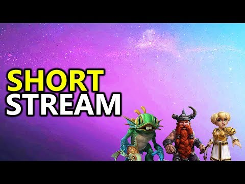 ♥ Short Stream @ Gamescom 2017 - Heroes Of The Storm (HotS)