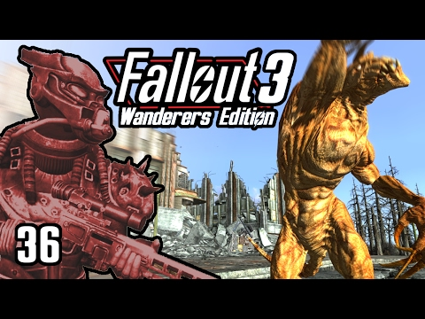 Fallout 3: Wanderers Edition - Deathclaw Territory - Part 36