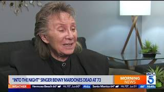 'Into The Night Singer' Benny Mardones dies at 73