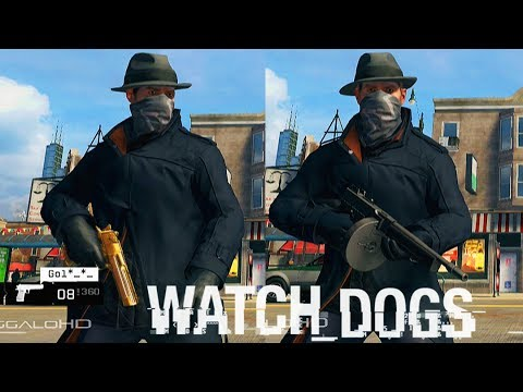 How To Get The Tommy Gun In Watch Dogs