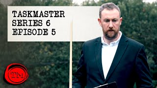 Taskmaster - Series 6, Episode 5 | Full Episode | 'H.'