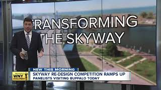 Buffalo Skyway re-design competition ramps up
