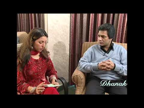 Moin Akhter Interview By Veena (Dhanak Tv USA)