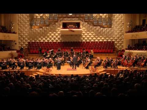 4KMedia4U - Edward Elgar - Concerto for Violin - Liana Isakadze - Trailer