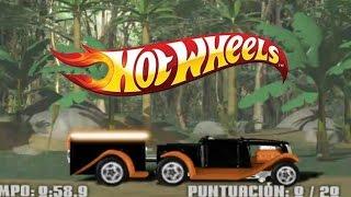 Juego De Autos 81: Hot Wheels Pick Up Panic 2008