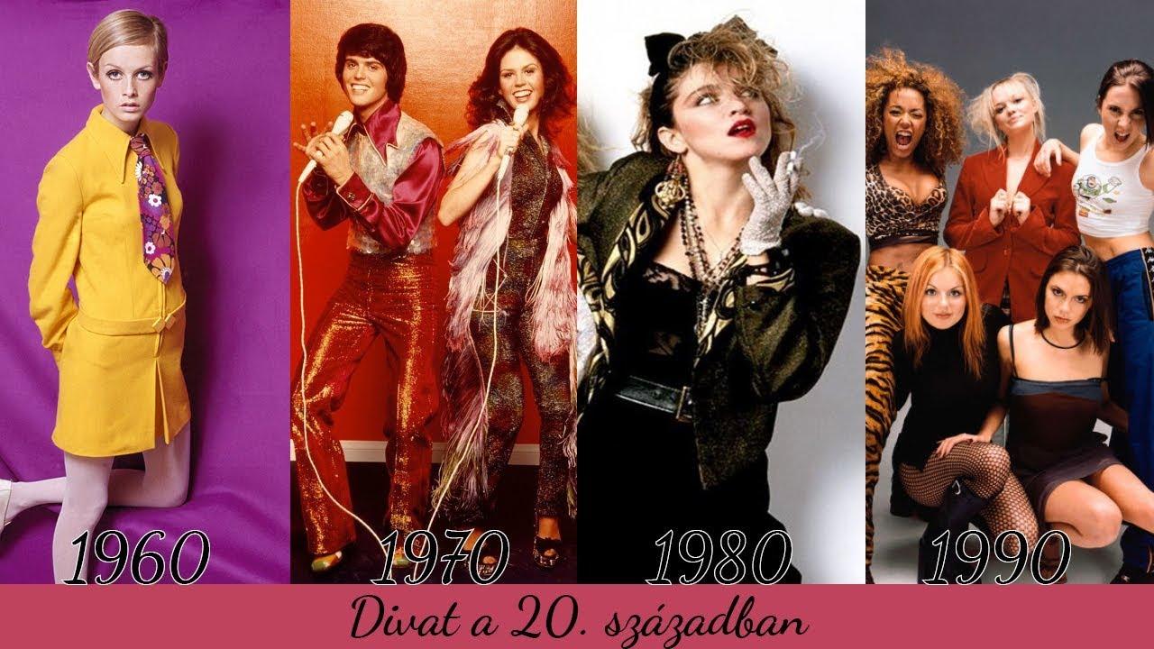 20-as évek, 40-es évek