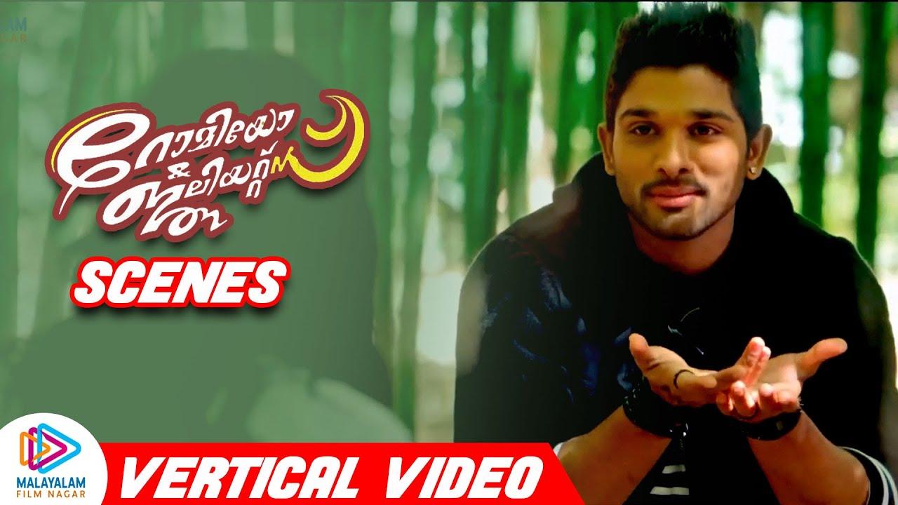Download Romeo And Juliets Malayalam Movie Scenes   Catherine Tresa   Allu Arjun   Amala Paul   MFN