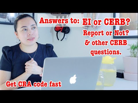 Do I Neeed Bi-weekly Report, ROE, Access Code, Part Time? How To Get CRA Code Quick?