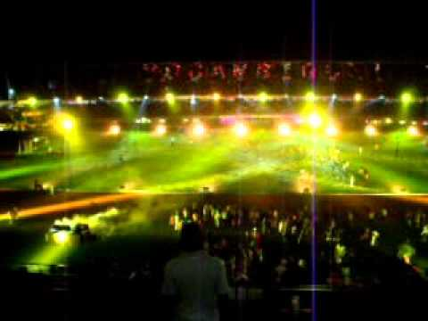 All Africa Games Opening Ceremony.wmv