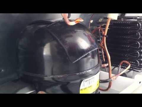 Vote no on test d 39 un compresseur de r frig rateur d mont - Fonctionnement d un refrigerateur ...