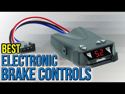 8 Best Electronic Brake Controls 2017