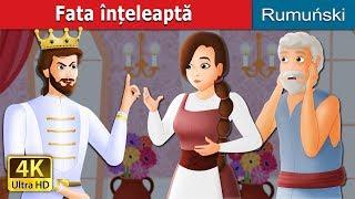 Fata inteleapta Povesti pentru copii Romanian Fairy Tales
