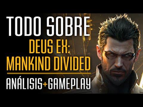 Todo sobre DEUS EX MANKIND DIVIDED - Análisis + mucho Gameplay
