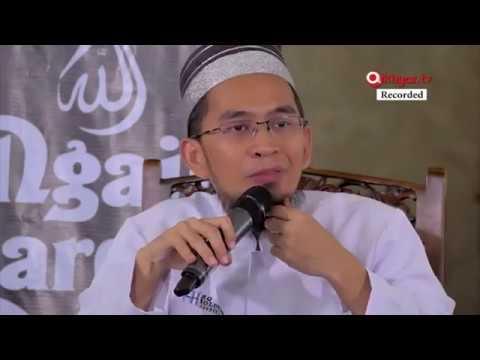 Tanya-Jawab Dari Ceramah Ustad Adi Hidayat, Lc., MA. (Part 1)
