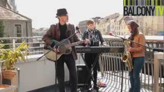 THE PAINKILLERS - BUSKER #2 (BalconyTV)
