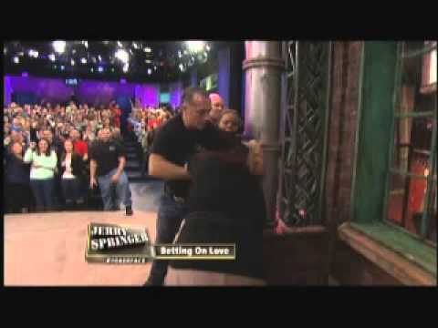 Betting On Love (The Jerry Springer Show)