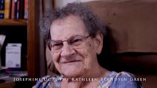 Josephine Video Memoir