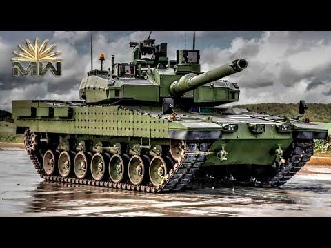 Altay (TANK) ⚔️ Turkish Modern MBT