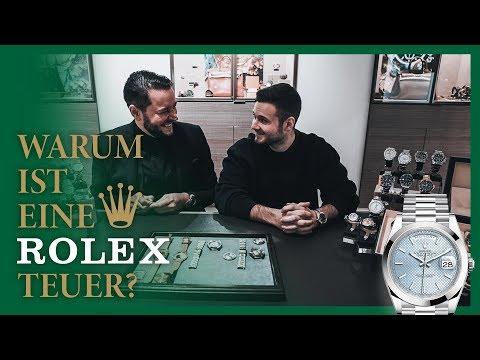 Warum ist eine Rolex so teuer? | inscopelifestyle