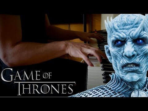 The Night King - Game of Thrones  Piano Cover
