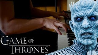 The Night King  Game of Thrones  Piano Cover