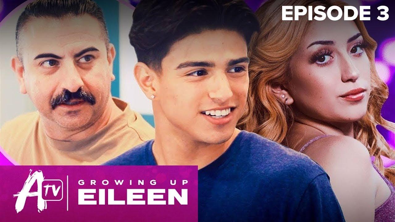 Download my overprotective dad meets my boyfriend | Growing Up Eileen Season 6 EP 3 | AwesomenessTV