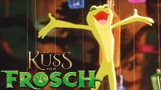 Küss den Frosch - Synchrontrailer | Disney HD
