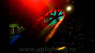 Цветомузыка для дома(Инсталляция светового оборудования для домашней дискотеки от фирмы Universal Professional Lighting., 2013-11-27T09:25:06.000Z)