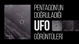 Pentagon-verified UFO footage