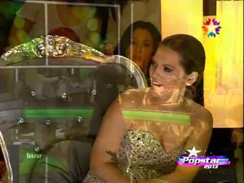 Popstar 2013 1. HAFTA Burcu - Türkan [HD]