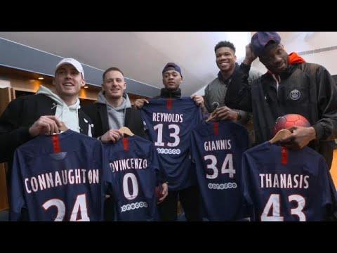 euronews (in Italiano): Milwaukee Bucks-Charlotte Hornets a Parigi, la nuova frontiera dell'NBA