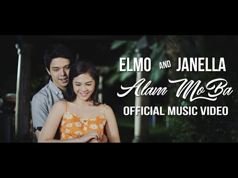 Elmo Magalona and Janella Salvador - Alam Mo Ba (Official Music Video)