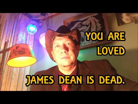 You Are Loved - James Dean Is Dead.