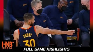 Golden State Warriors vs OKC Thunder 5.6.21 | Full Highlights