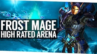 Frost Mage Cartoonz 3v3 Arena - 2400 World of Warcraft Legion PvP