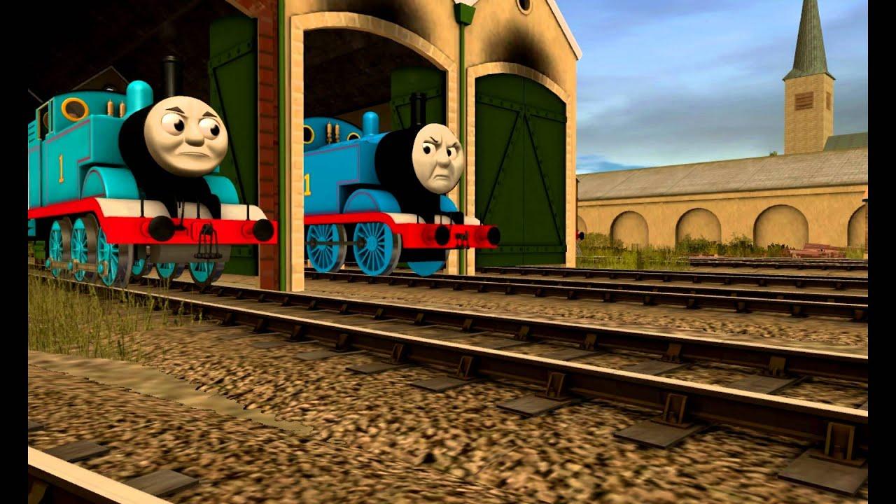 Thomas\' Day Off - Short 1: Old vs. New - YouTube
