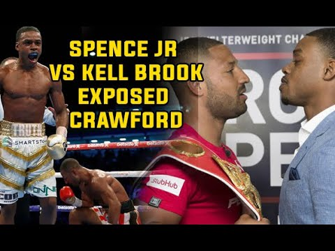 Errol Spence Jr Smashed Kell Brook, Can he win vs Terence Crawford & Manny Pacquiao